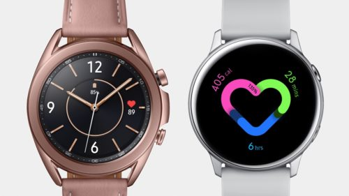 Samsung Galaxy Watch 3 vs Samsung Galaxy Watch Active 2: two top choices