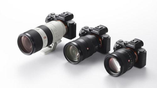 Next Sony GM lenses : Sony FE 24-70mm f/2.8 GM II & FE 70-200mm f/2.8 GM II