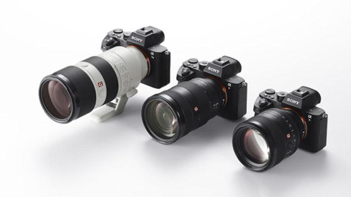 Sony FE 24-70mm f/2.8 GM II & FE 70-200mm f/2.8 GM II