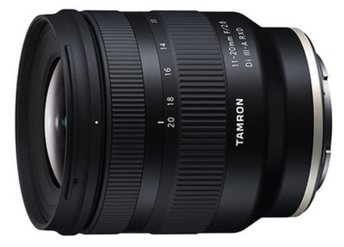 Tamron 18-300mm APS-C E-mount Lens to be Announced Soon