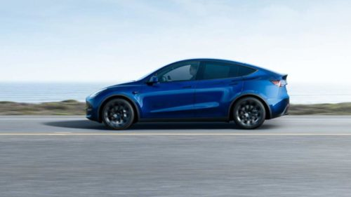 Tesla Model Y is coming back — and it'll have Auto Shift