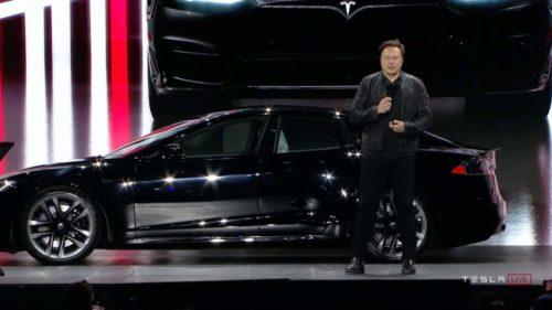 Tesla's big Model S Plaid event saw Elon Musk wield his EV megaphone