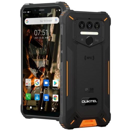 Oukitel WP9 rugged smartphone review