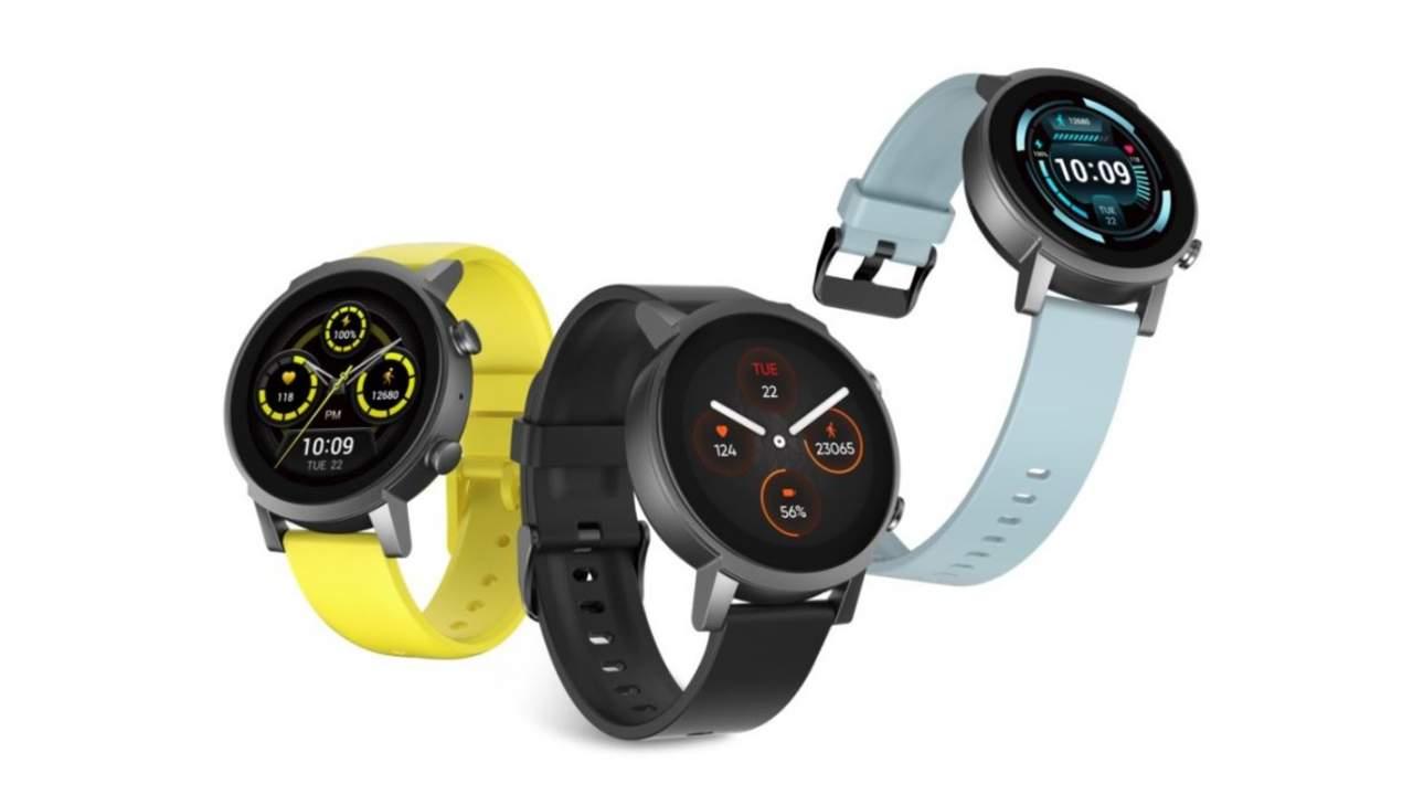 Mobvoi TicWatch E3 Wear OS smartwatch