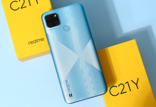 Realme C21Y with 6.5-inch display, 5000mAh battery launched: price, specifications