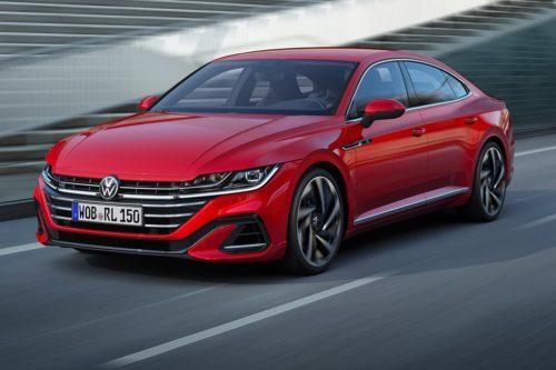 Volkswagen Arteon sedan and Shooting Brake pricing revealed