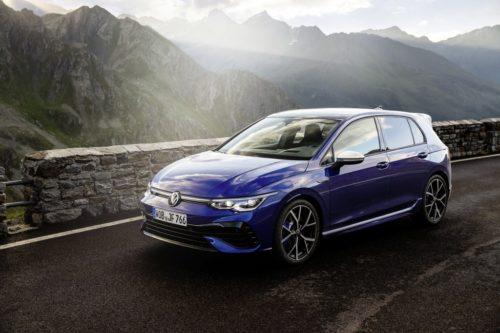 2022 Volkswagen Golf R review