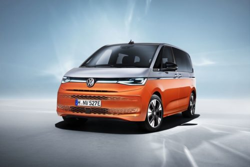 Volkswagen's New Multivan Is More Carlike, Comes in Plug-In-Hybrid Version