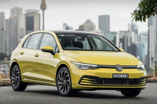 New Volkswagen Golf faces supply and demand issues