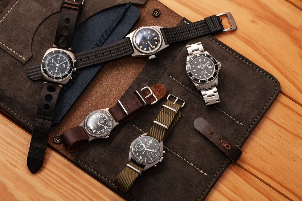 Etiquette of Watch Collecting