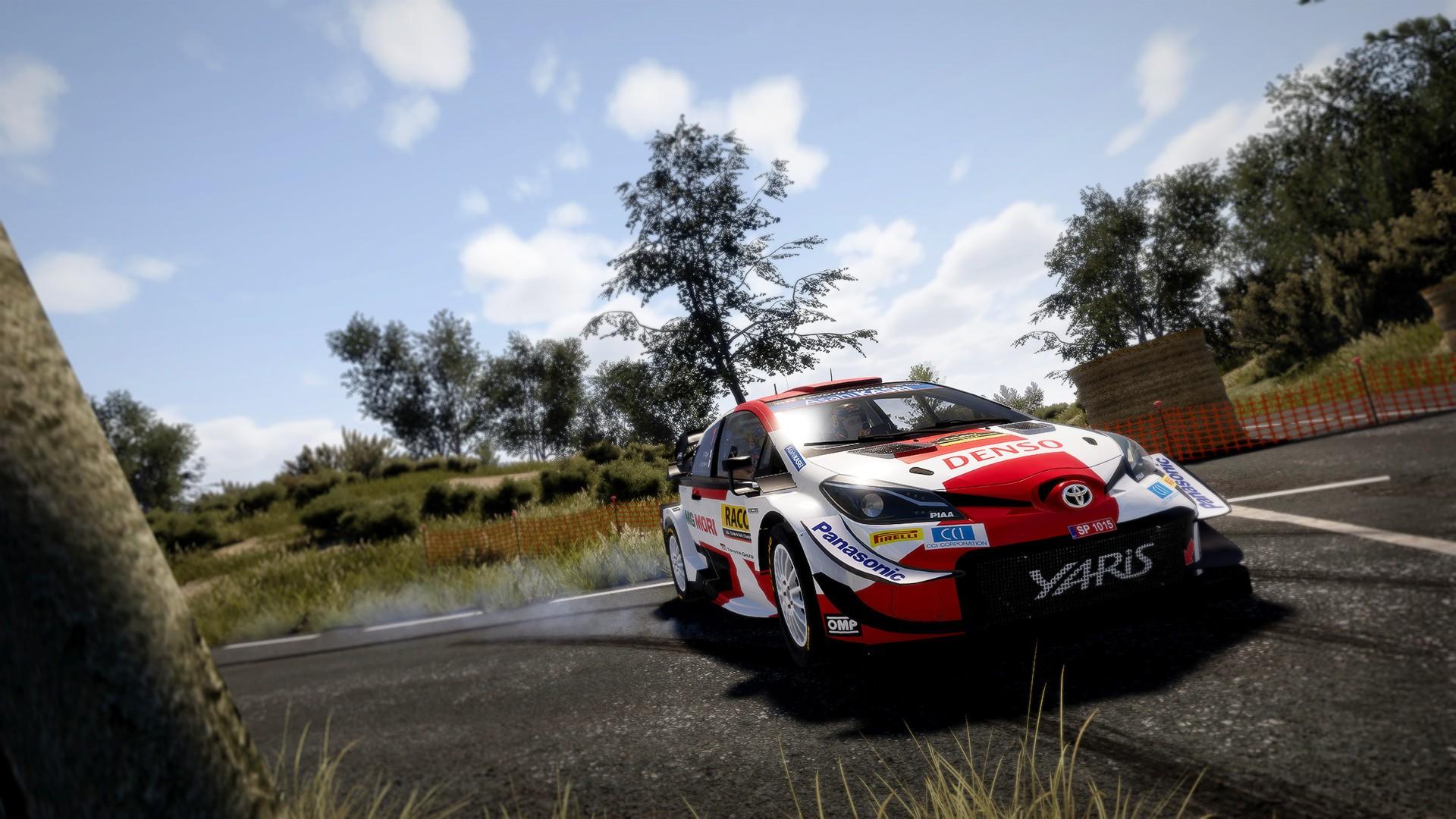 WRC 10 FIA World Rally Championship (for PC)