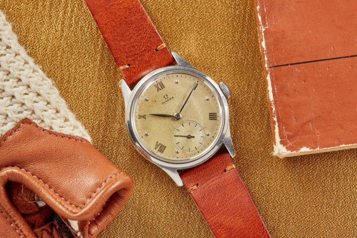 This Omega Watch Played a Special Role in World War II
