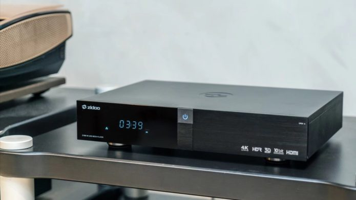 Zidoo Z1000 Pro Android TV Box