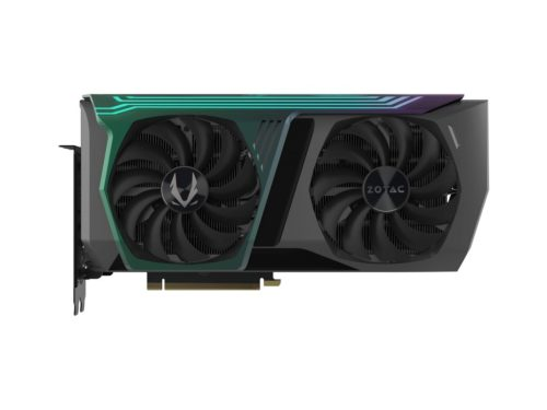 Zotac GeForce RTX 3070 Ti AMP Holo Review