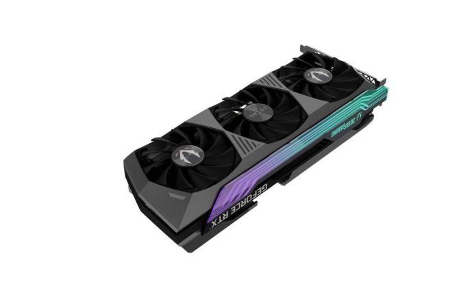 Zotac GeForce RTX 3080 Ti AMP HoloBlack
