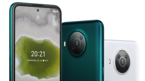 Nokia XR20 image spotted, reveals ruggedized and waterproof design