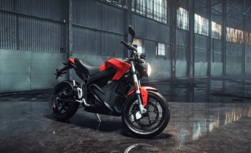 Zero DSR/X and Redesigned SR Tabbed for 2022 Model Year