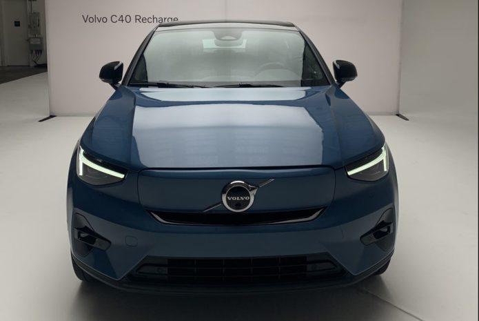 2022 Volvo C40