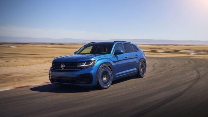 VW Atlas Cross Sport GT