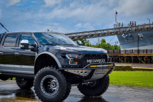The MegaRaptor Is the Epic Super Duty Raptor Ford Won't Sell You