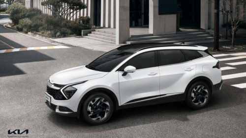 2023 Kia Sportage officially debuts with sharper styling and innovative features