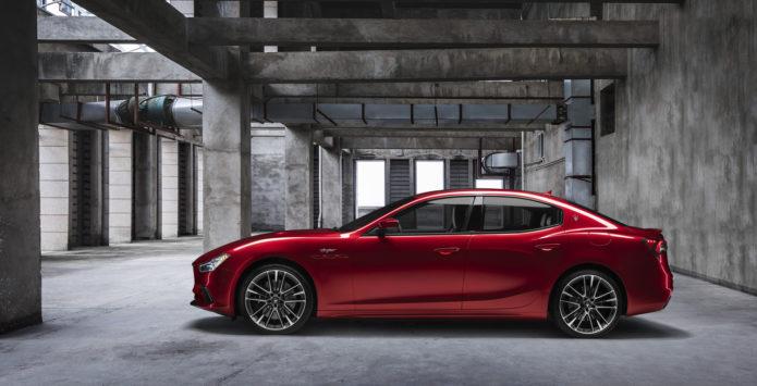 2022 Maserati
