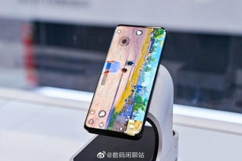 Xiaomi MI MIX 4 will be First Flexible Curved Under Screen Camera Phone
