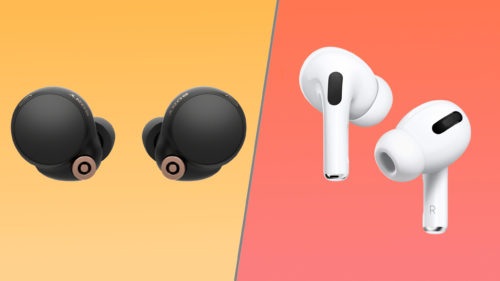 Sony WF-1000XM4 vs. AirPods Pro: Which noise-cancelling earbuds win?