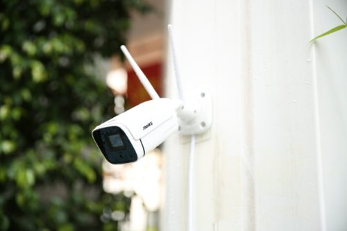 Annke W300 wireless outdoor security camera review