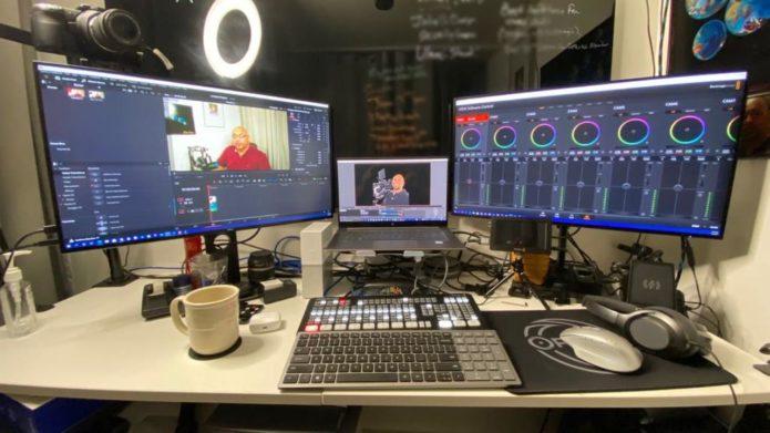 creating video