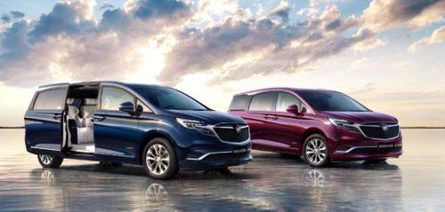 Buick GL8 Avenir Luxury Minivan Gets Mild-Hybrid Tech In China