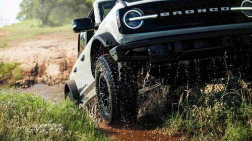 Ford Bronco production cut as F-150, Maverick and more see factory delays