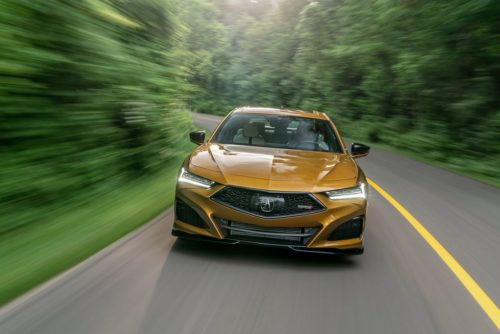 2021 Acura TLX long-term update: You can go home again
