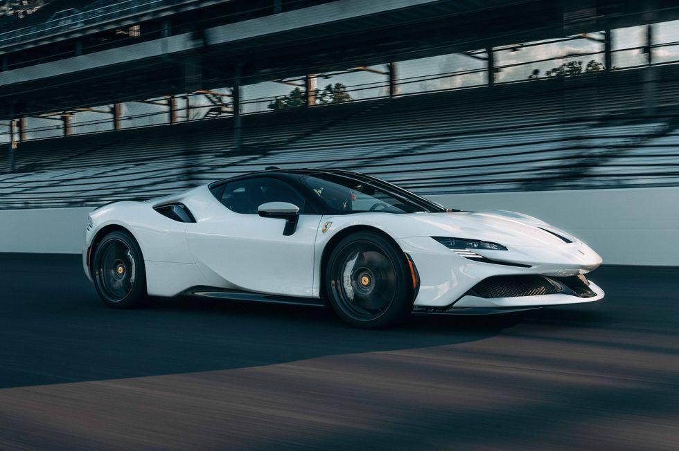 2021 Ferrari SF90