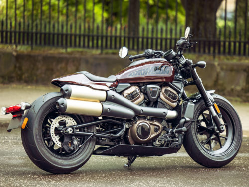 2021 Harley-Davidson Sportster S Review (14 Fast Facts)