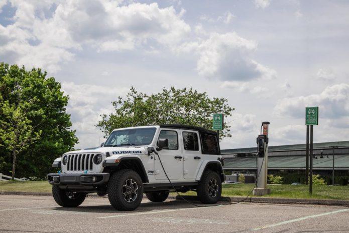 2021 Jeep Wrangler 4xe Complicates