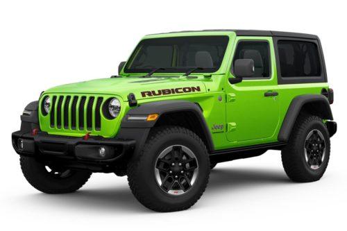 Jeep Wrangler 'shorty' range slashed