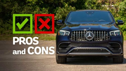 2021 Mercedes-AMG GLE 63 S Coupe Pros And Cons: Excess In Excess
