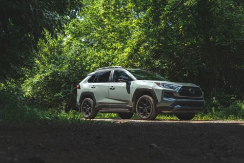Tested: 2021 Toyota RAV4 TRD Off-Road Trades On-Road Manners for Off-Road Chops