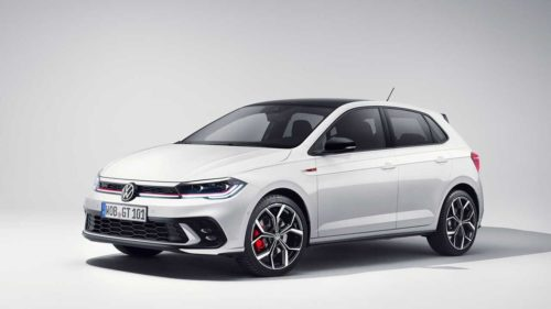 2022 Volkswagen Polo GTI gets a 204HP turbo four-cylinder engine