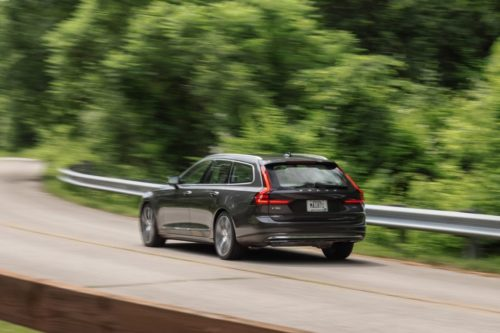 Tested: 2021 Volvo V90 T6 Was Good While It Lasted