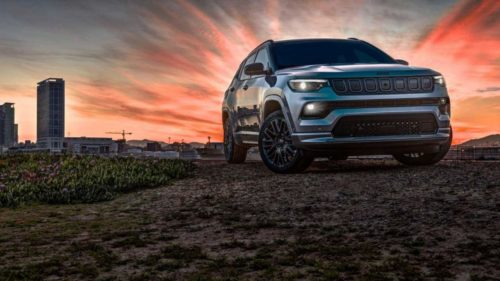 2022 Jeep Compass debuts with revamped styling and a posher interior