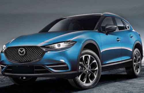 2022 Mazda CX-5 Rendered In High-Res After Grainy Images Emerge