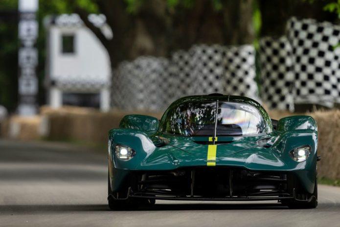 2022 Aston Martin Valkyrie