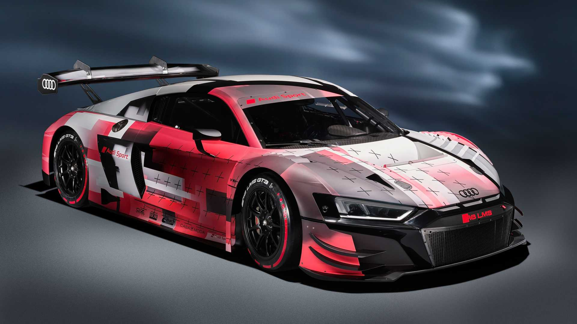 2022 Audi R8 LMS GT3 Evo II