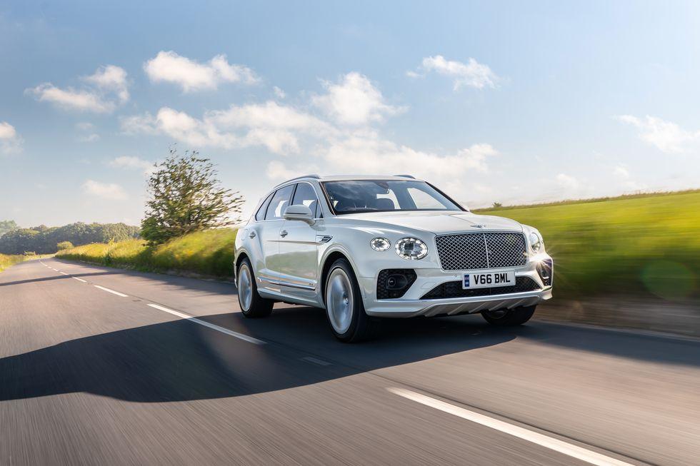 2021 Bentley Bentayga Hybrid