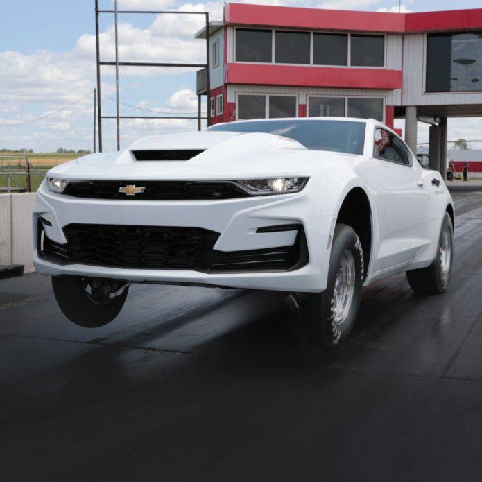 2022 Chevrolet COPO Camaro