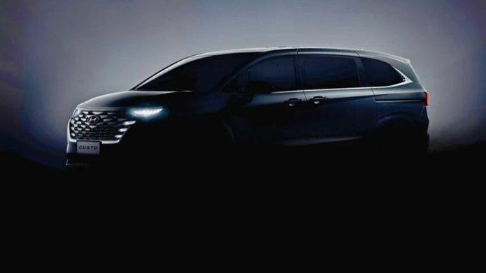 2022 Hyundai Custo
