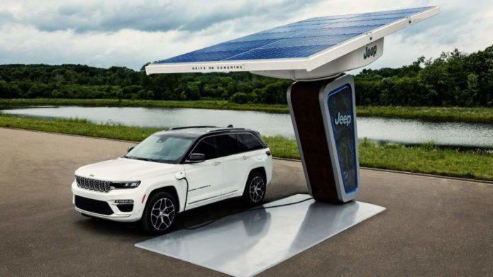 2022 Jeep Grand Cherokee 4xe