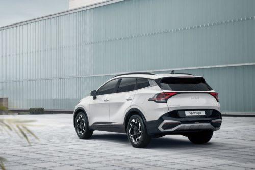 2022 Kia Sportage detailed, Australian launch due October/November 2021